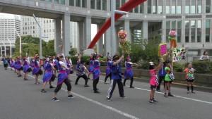 「第2回東京舞祭『秋』」~4日:都庁通り~(19)