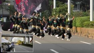 「第2回東京舞祭『秋』」~4日:都庁通り~(20)