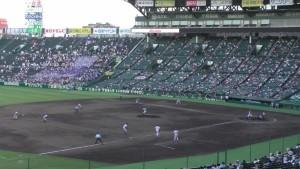 「第97回全国高校野球選手権大会」を見に行ってきました!(11)~第2日:第4試合「東海大甲府VS静岡」(下)~(7)