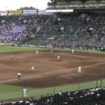 「第97回全国高校野球選手権大会」を見に行ってきました!(11)~第2日:第4試合「東海大甲府VS静岡」(下)~