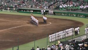 「第97回全国高校野球選手権大会」を見に行ってきました!(11)~第2日:第4試合「東海大甲府VS静岡」(下)~(22)