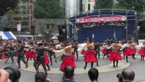 「第16回 東京よさこい」~10月10日:前夜祭:池袋西口公園(下)~(2)19