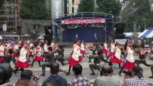 「第16回 東京よさこい」~10月10日:前夜祭:池袋西口公園(下)~(2)20