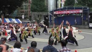 「第16回 東京よさこい」~10月10日:前夜祭:池袋西口公園(上)~(1)15
