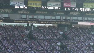 「第97回全国高校野球選手権大会」を見に行ってきました!(12)~第3日:第1試合「早稲田実VS今治西」(上)~(30)