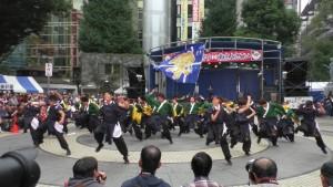 「第16回 東京よさこい」~10月10日:前夜祭:池袋西口公園(下)~(2)21