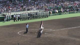 「第97回全国高校野球選手権大会」を見に行ってきました!(12)~第3日:第1試合「早稲田実VS今治西」(下)~