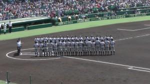 「第97回全国高校野球選手権大会」を見に行ってきました!(13)~第3日:第2試合「敦賀気比VS明徳義塾」(上)~(4)