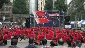 「第16回 東京よさこい」~10月10日:前夜祭:池袋西口公園(上)~(1)18