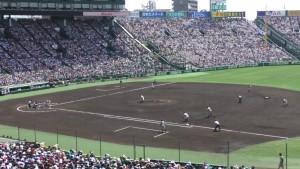 「第97回全国高校野球選手権大会」を見に行ってきました!(13)~第3日:第2試合「敦賀気比VS明徳義塾」(上)~(16)