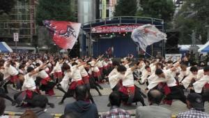 「第16回 東京よさこい」~10月10日:前夜祭:池袋西口公園(上)~(1)19