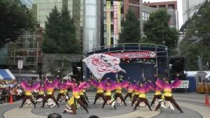 「第16回 東京よさこい」~10月10日:前夜祭:池袋西口公園(上)~(1)22