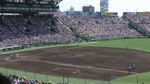 「第97回全国高校野球選手権大会」を見に行ってきました!(13)~第3日:第2試合「敦賀気比VS明徳義塾」(上)~(24)
