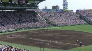 「第97回全国高校野球選手権大会」を見に行ってきました!(13)~第3日:第2試合「敦賀気比VS明徳義塾」(上)~(25)