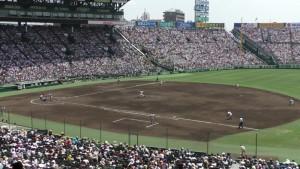 「第97回全国高校野球選手権大会」を見に行ってきました!(13)~第3日:第2試合「敦賀気比VS明徳義塾」(上)~(32)