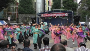 「第16回 東京よさこい」~10月10日:前夜祭:池袋西口公園(上)~(1)6