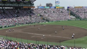 甲子園といえば、高校野球!~応援②~2