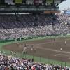 「第97回全国高校野球選手権大会」を見に行ってきました!(13)~第3日:第2試合「敦賀気比VS明徳義塾」(下)~