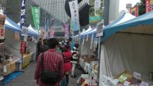 「第16回 東京よさこい」~10月10日:前夜祭:池袋西口公園(下)~(2)12