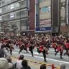 よさこいの熱気で盛り上がった! 「第16回 東京よさこい」~10月10日:前夜祭:アゼリア通り(上)~(3)