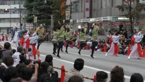 「第16回 東京よさこい」~10月10日:前夜祭:アゼリア通り(下)~(4)20