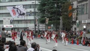 「第16回 東京よさこい」~10月10日:前夜祭:アゼリア通り(上)~(3)14