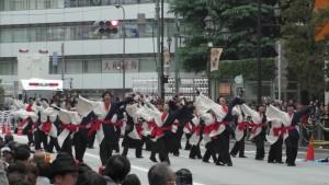 「第16回 東京よさこい」~10月10日:前夜祭:アゼリア通り(上)~(3)17