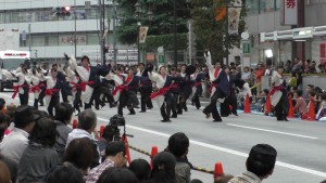 「第16回 東京よさこい」~10月10日:前夜祭:アゼリア通り(上)~(3)18