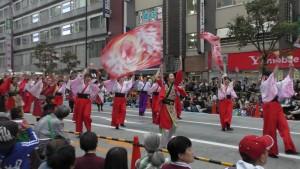 「第16回 東京よさこい」~10月10日:前夜祭:アゼリア通り(上)~(3)21