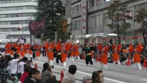 「第16回 東京よさこい」~10月10日:前夜祭:アゼリア通り(上)~(3)25
