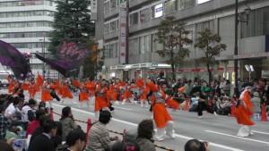 「第16回 東京よさこい」~10月10日:前夜祭:アゼリア通り(上)~(3)26