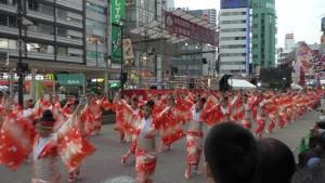 「第16回 東京よさこい」~10月10日:前夜祭:池袋西口駅前広場~(5)9
