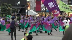 「第16回 東京よさこい」~10月10日:前夜祭:池袋西口駅前広場~(5)10
