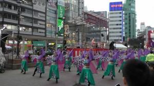 「第16回 東京よさこい」~10月10日:前夜祭:池袋西口駅前広場~(5)13