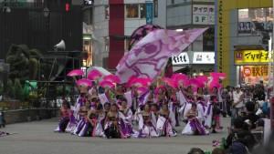 「第16回 東京よさこい」~10月10日:前夜祭:池袋西口駅前広場~(5)14