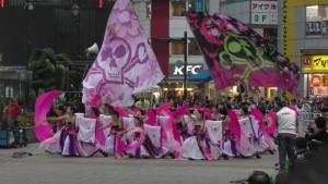 「第16回 東京よさこい」~10月10日:前夜祭:池袋西口駅前広場~(5)15