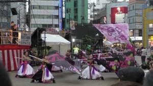 「第16回 東京よさこい」~10月10日:前夜祭:池袋西口駅前広場~(5)1
