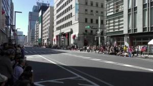 「第43回日本橋・京橋まつり 大江戸活粋パレード」~オープニングパレード~(1)1