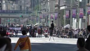 「第43回日本橋・京橋まつり 大江戸活粋パレード」~オープニングパレード~(1)2