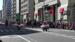「第43回日本橋・京橋まつり 大江戸活粋パレード」~オープニングパレード~(1)4