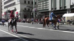 「第43回日本橋・京橋まつり 大江戸活粋パレード」~オープニングパレード~(1)5