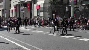 「第43回日本橋・京橋まつり 大江戸活粋パレード」~オープニングパレード~(1)8