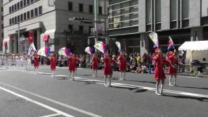 「第43回日本橋・京橋まつり 大江戸活粋パレード」~オープニングパレード~(1)12