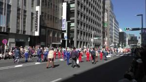 「第43回日本橋・京橋まつり 大江戸活粋パレード」~オープニングパレード~(1)14