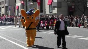 「第43回日本橋・京橋まつり 大江戸活粋パレード」~オープニングパレード~(1)16