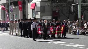 「第43回日本橋・京橋まつり 大江戸活粋パレード」~オープニングパレード~(1)17