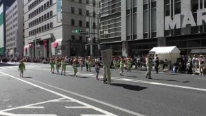「第43回日本橋・京橋まつり 大江戸活粋パレード」~オープニングパレード~(1)22