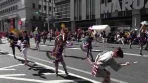 「第43回日本橋・京橋まつり 大江戸活粋パレード」~諸国往来パレード(上)~(2)9