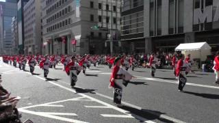 ボリュームたっぷりのパレードが楽しめた「第43回日本橋・京橋まつり 大江戸活粋パレード」~諸国往来パレード(中)~(3)