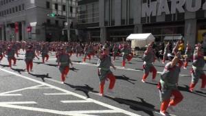「第43回日本橋・京橋まつり 大江戸活粋パレード」~諸国往来パレード(中)~(3)4
